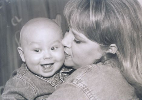 Jackson started it. He would be the same age as Robbie. He died at age 2.